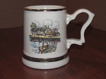 Prince William Ware Porcelain Tankard